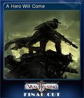 The Incredible Adventures of Van Helsing Final Cut Card 1