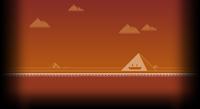 Toast Time Background Fizzy Spittle's Desert Dunes