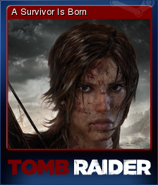Tomb Raider Card 1