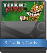 Toxic Bunny HD Booster Pack