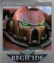 Warhammer 40,000 Regicide Foil 01