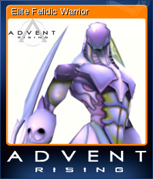 Advent Rising Card 02