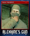 Alekhine's Gun Card 3