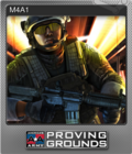 America's Army Proving Grounds Foil 1