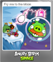 Angry Birds Space Foil 3