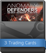 Anomaly Defenders Booster Pack