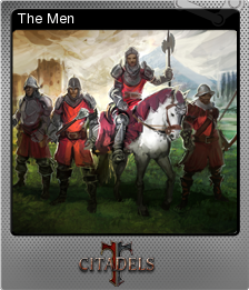 Citadels Foil 3