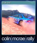 Colin McRae Rally Card 2
