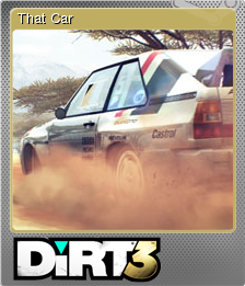 DiRT 3 Complete Edition Foil 6