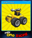 MiniOne Racing Card 3