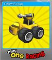 MiniOne Racing Foil 3