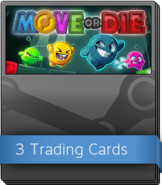 Move or Die Booster Pack