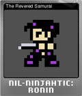 Nil-Ninjahtic Ronin Foil 5