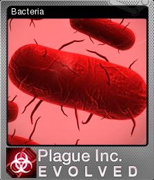 Plague Inc Evolved Foil 1