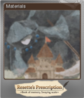 Resette's Prescription ~Book of memory, Swaying scale~ Foil 08