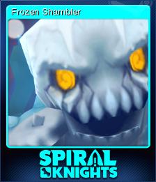 Spiral Knights Card 04