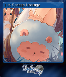 The Legend of Heroes Card 02