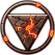 The Red Solstice Badge 3