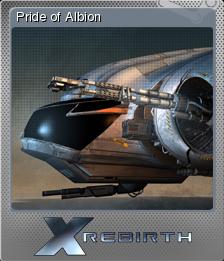 X Rebirth Foil 1