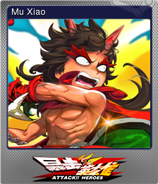 Attack Heroes Foil 7
