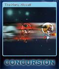 Concursion Card 2