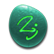 DARK BLOOD ONLINE Emoticon Green Stone