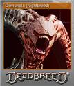 Deadbreed Foil 9