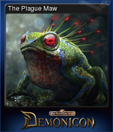 Demonicon Card 8