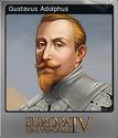 Europa Universalis IV Foil Gustavus Adolphus