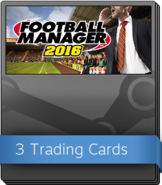 Football Manager 2016 Booster Pack