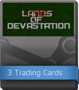 Lands Of Devastation Booster Pack