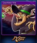 Mystery Castle Card 3