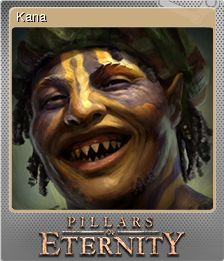 Pillars of Eternity Foil 6