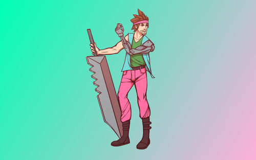 Saturday Morning RPG Artwork 3