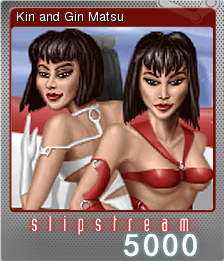 Slipstream 5000 Foil 2