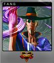 Street Fighter V Foil 6