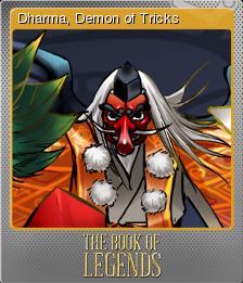 The Book of Legends Foil 5
