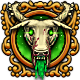 The Culling Of The Cows Badge 4