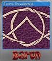 The Incredible Baron Foil 2