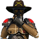Z Steel Soldiers Badge Foil