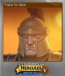 12 Labours of Hercules V Foil 1