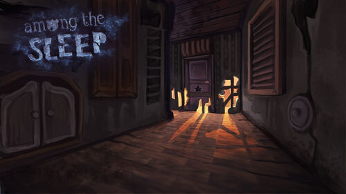 Among the Sleep Artwork 2