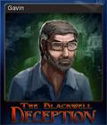 Blackwell Deception Card 1