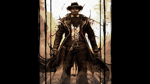 Call of Juarez Gunslinger Artwork 2