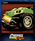 Carnage Racing Card 4