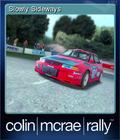 Colin McRae Rally Card 4