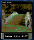 Cyber City 2157 The Visual Novel Card 12