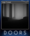 Doors Card 1