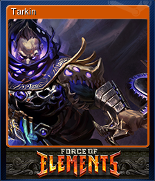 Force of Elements Card 5