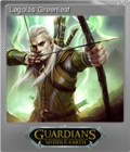 Guardians of Middle-earth Foil 5